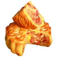 Bánh nướng Givral thập cẩm gà quay vi cá yến sào 2 trứng 300g