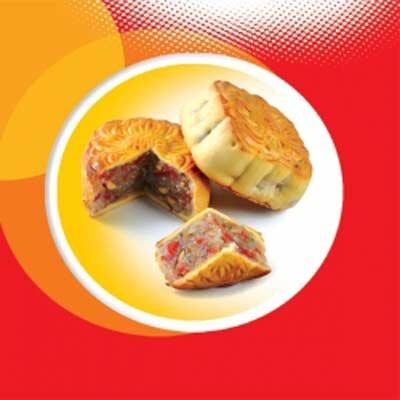 Bánh nướng Hà Nội thập cẩm gà quay truyền thống 230g