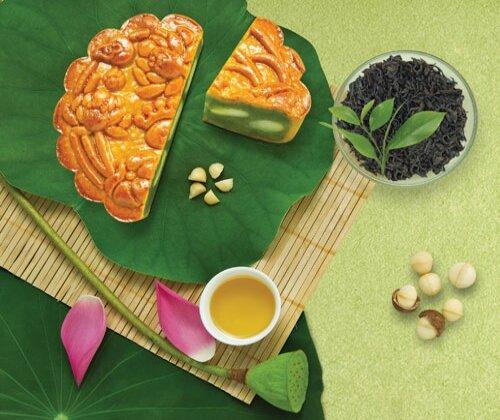 Bánh nướng Kinh đô cốm dừa hạt dẻ 210g