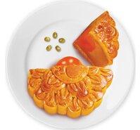 Bánh nướng Kinh đô đậu xanh hạt dưa 4 trứng 800g