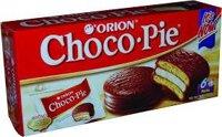 Bánh Orion Choco-Pie hộp 180g (6 bánh)