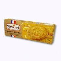 Bánh qui bơ Grande Galette Caramel 150g hiệu St Michel
