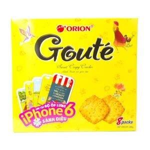 Bánh quy Goute hộp 288g