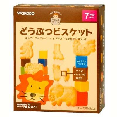 Bánh quy Wakodo hình thú