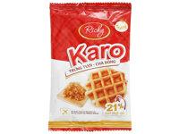 Bánh trứng tươi chà bông Karo Richy - gói 26g