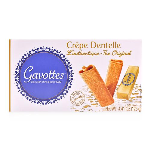 Bánh xốp Gavottes truyền thống 125g