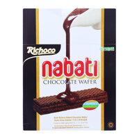 Bánh xốp sô cô la Richoco Nabati hộp 340g
