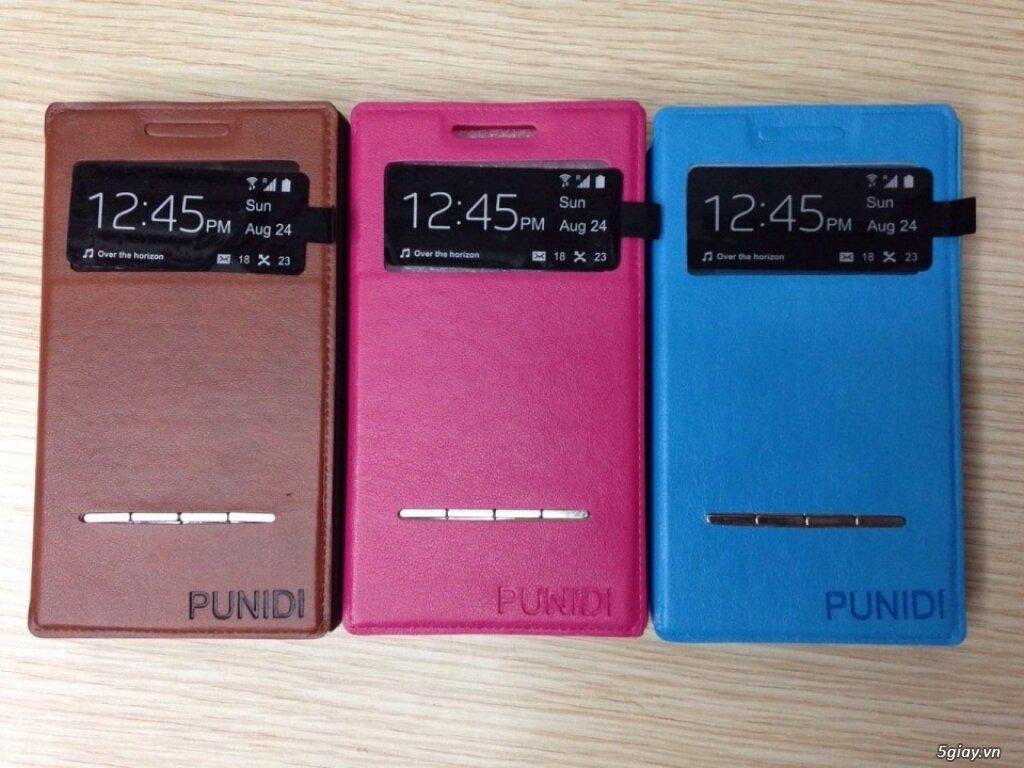 Bao da Asus ZenFone 4 A400 touch slide PUNIDI Cài