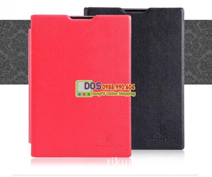Bao da Blackberry Passport Q30 Nillkin