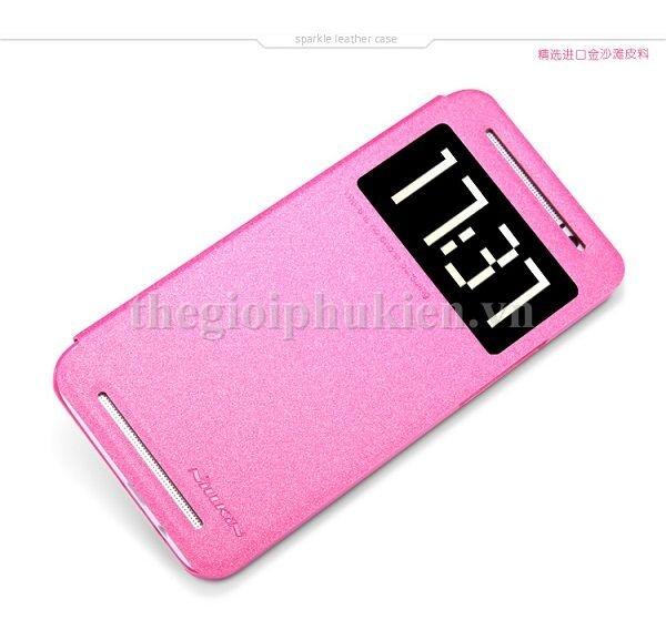 Bao da cao cấp cho HTC ONE E8 hiệu Rock