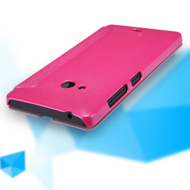 Bao da cao cấp Sparkle cho Microsoft Lumia 540 hiệu Nillkin...