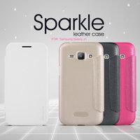 Bao da cao cấp Sparkle cho Samsung Galaxy J1 hiệu Nillkin...