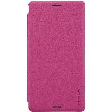 Bao da cho điện thoại Nillkin Sony Xperia M4 Aqua