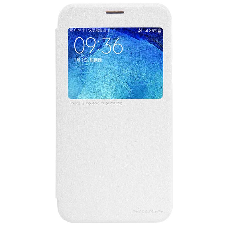 Bao da cho điện thoại Nillkin Samsung Galaxy J7