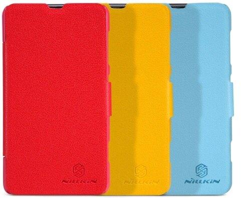 Bao da cho điện thoại Nillkin Nokia 625