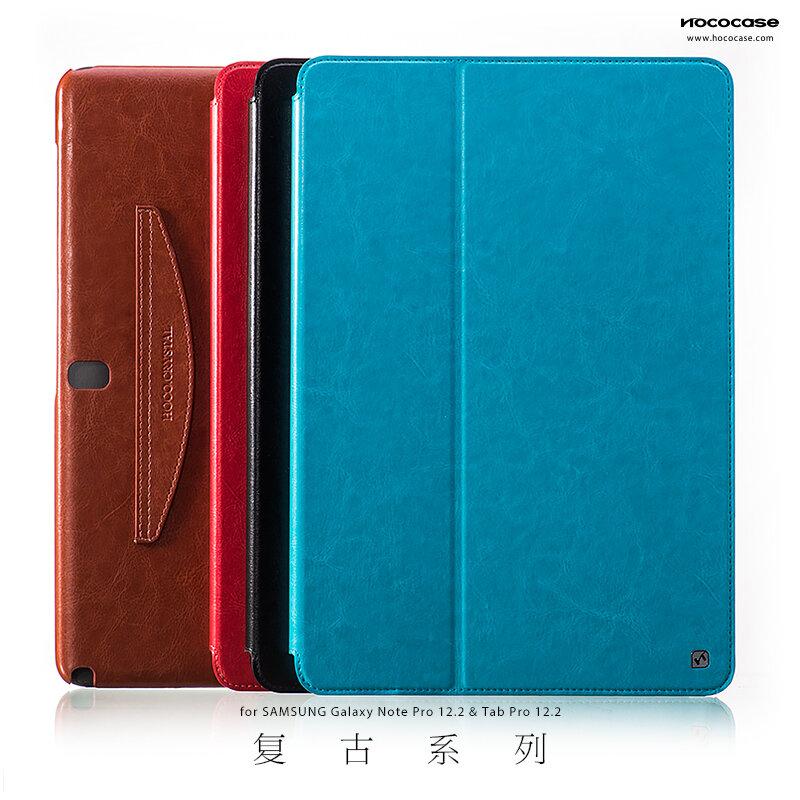 Bao da Galaxy Note Pro 12.2 P901 hiệu Hoco