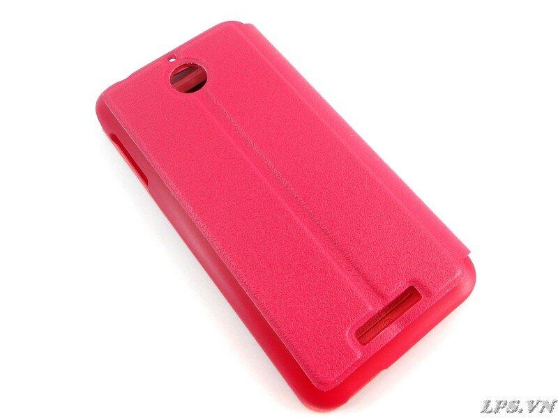 Bao da HTC Desire 526 hiệu Nillkin Khuyết lỗ