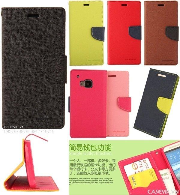 Bao da HTC One M9 hiệu Usams