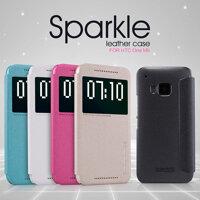 Bao da HTC One M9 Nillkin Sparkle