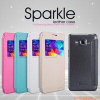 Bao da Nillkin Samsung Galaxy Grand Prime G530 Đen