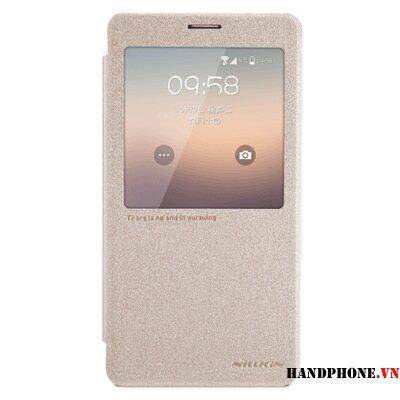 Bao da Nillkin SPARKLE cho Samsung Galaxy Note 4 N910