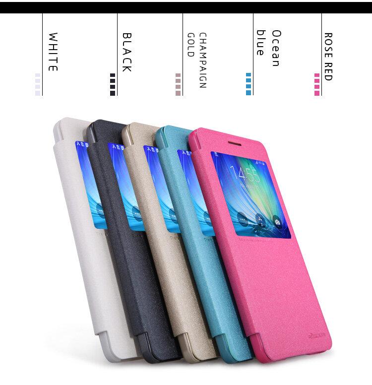 Bao da Nillkin Sparkle Samsung Galaxy A7