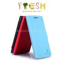 Bao da Oppo Find 5 Mini R827 chính hãng NILLKIN Fresh