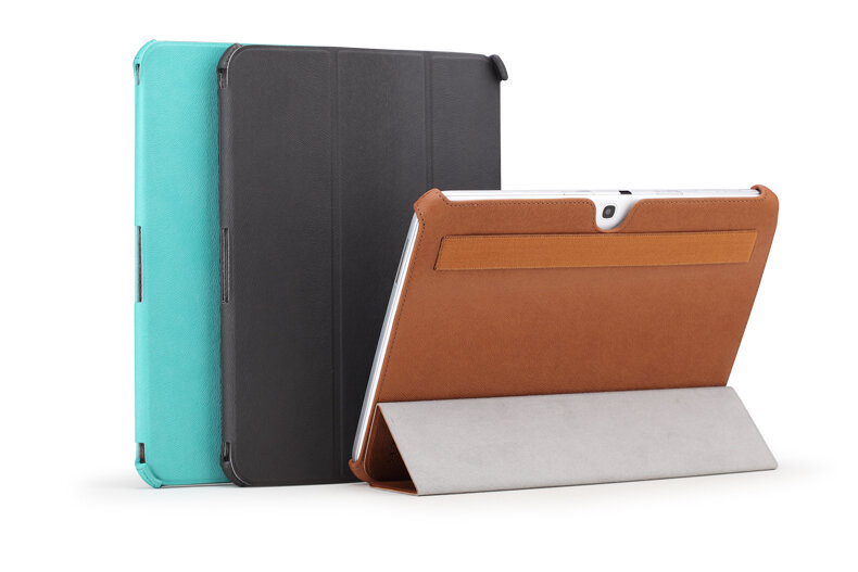 Bao da Rock Texture Samsung Galaxy Tab 3 10.1 (P5200)