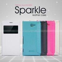 Bao da Sony Xperia M2 Nillkin Sparkle