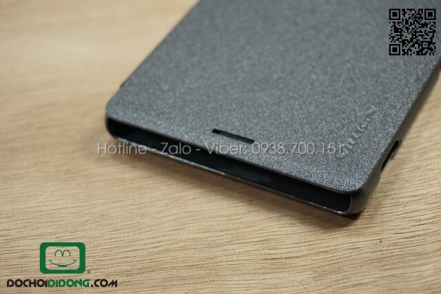 Bao da Sony Xperia M4 Aqua Nillkin Sparkle