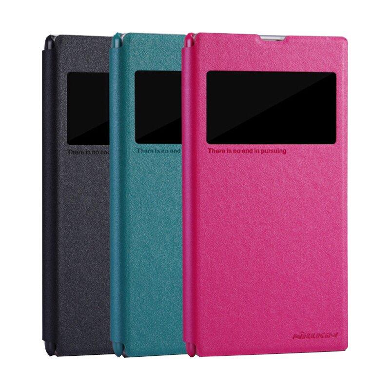 Bao da Sony Xperia Z1 Nillkin Sparkle