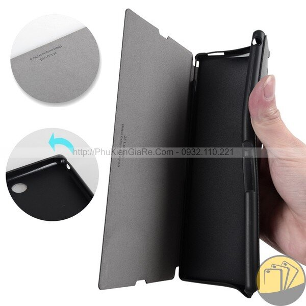 Bao da Sony Xperia Z2 hiệu Pipilu