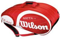 Bao Vợt Tennis Wilson Team Red 12 Cây WRZ852412