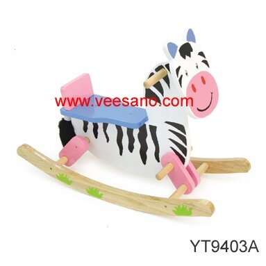 Bập bênh ngựa gỗ Veesano YT9403A