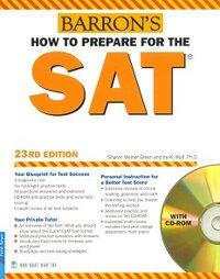 Barron's SAT - 23RD Edition (Kèm 1 CD)