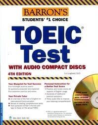 Barron's Toeic Test - 4th Edition (kèm CD) - Lin Lougheed