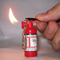 Bật lửa bình cứu hỏa