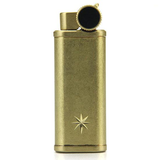 Bật lửa đồng nguyên khối Promise BNC003-C01