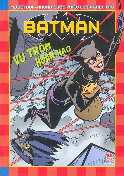 Batman - Vụ Trộm Hoàn Hảo