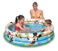 Bể bơi hình chuột Mickey