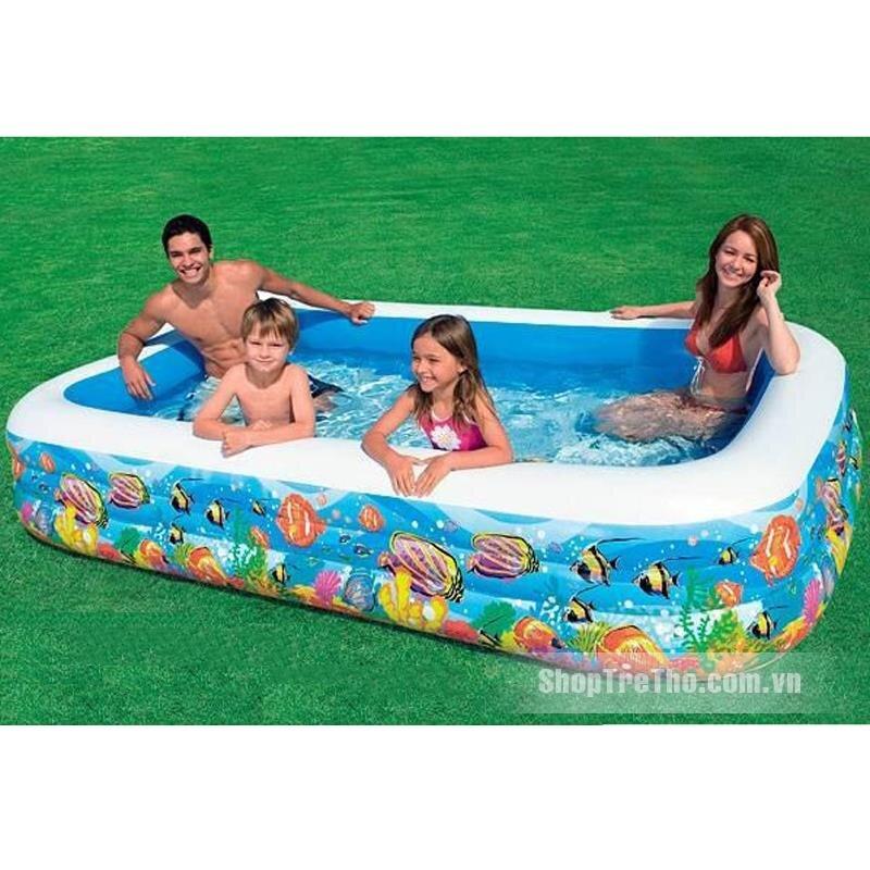 Bể bơi phao gia đình 58485