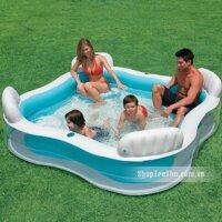 Bể bơi phao gia đình có ghế ngồi Intex 56475