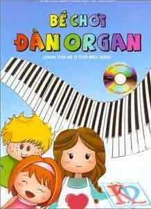 Bé Chơi Đàn Organ