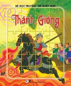 Bé Đọc Truyện Bé Ghép Hình Dân Gian Việt Nam Thánh Gióng