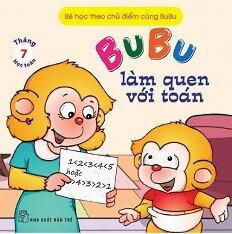 Bé Học Theo Chủ Điểm Cùng Bubu - Bubu Làm Quen Với Toán