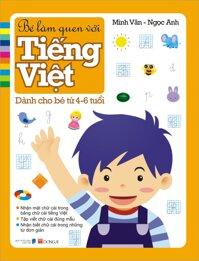 Bé làm quen với Tiếng Việt