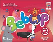 Bebop 2 Student Book with CD