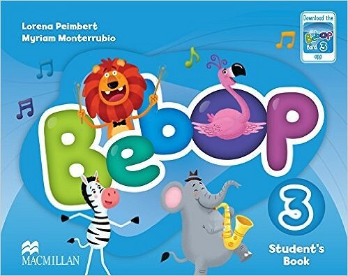 Bebop 3: Student Book with CD