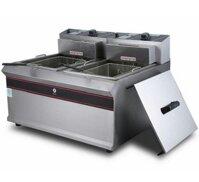 Bếp chiên nhúng điện đôi YF-904