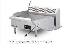 Bếp chiên phẳng dùng điện Berjaya EG3500-17